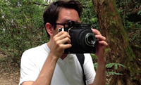 A travel-sized large-format 4x5 camera?