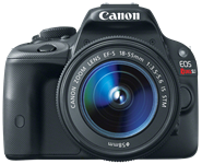 Canon unveils EOS 100D/Rebel SL1 world's smallest and lightest APS-C DSLR