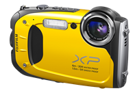 Fujifilm surfaces FinePix XP60 rugged, waterproof 16MP CMOS camera