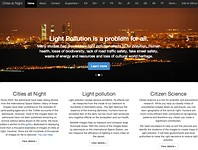'Cities at Night' project puts citizens to work identifying images of Earth