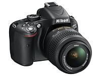 Nikon D3200 vs D5100 Musings