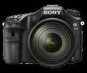 Sony announces SLT-A77 II high-end APS-C A-mount fixed-mirror DSLR