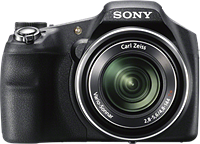 Just Posted: Sony Cyber-shot DSC-HX200V review