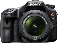 Sony SLT-A65 Review