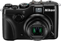 Just Posted: Nikon Coolpix P7100 studio comparison samples
