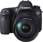 Canon announces EOS 6D enthusiast-level Wi-Fi capable full-frame DSLR