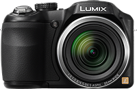 Panasonic offers Lumix DMC-LZ20 budget 21X CCD superzoom