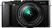 Our Fujifilm X-M1 review: big photo quality in a small package?