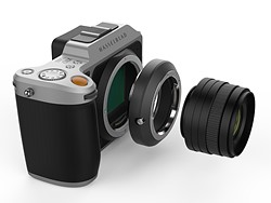 Hasselblad unveils XPan lens adapter for the mirrorless medium format X1D 2
