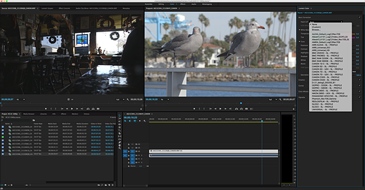 While Working In Adobe Premiere Pro Cc Youre Able To Import Luts To Apply To Canon Log Footage
