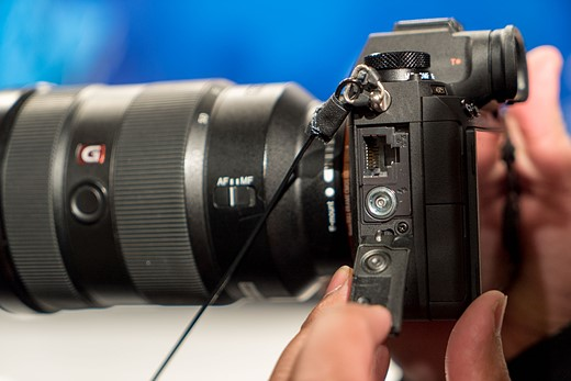 Hands-on with the Sony Alpha a9 10