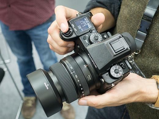 Photokina 2016: Hands-on with Fujifilm GFX 50S 1