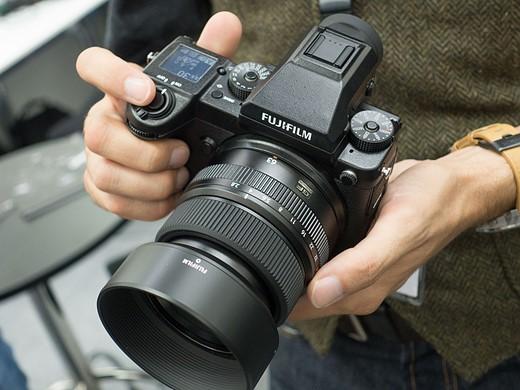 Photokina 2016: Hands-on with Fujifilm GFX 50S 2