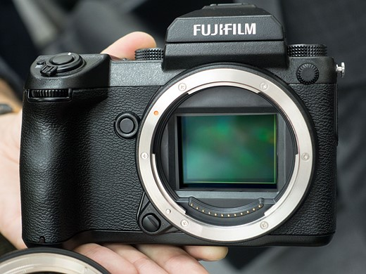 Photokina 2016: Hands-on with Fujifilm GFX 50S 10