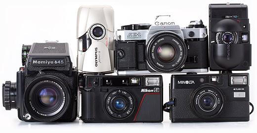 Analog gems: 10 excellent, affordable film cameras 1