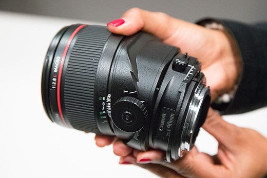 Hands-on with new Canon L-series primes 3