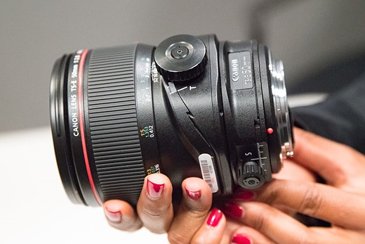 Hands-on with new Canon L-series primes 7
