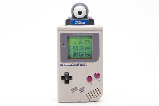Throwback Thursday: Game Boy Camera 5