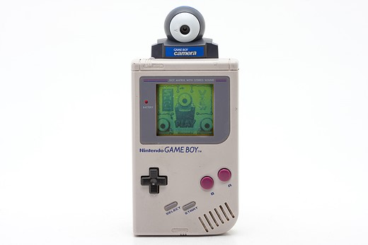 Throwback Thursday: Game Boy Camera 3