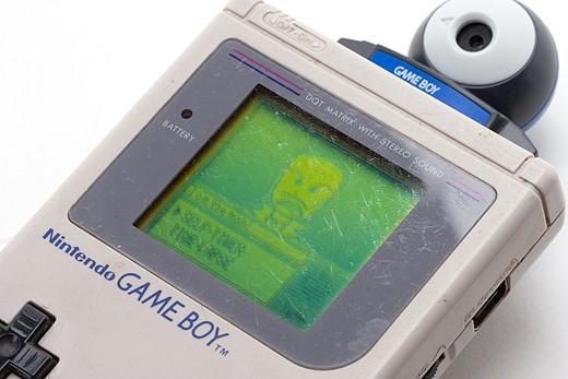 Throwback Thursday: Game Boy Camera 4