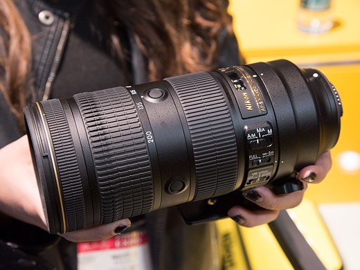 Hands-on with Nikon AF-S Nikkor 70-200mm F2.8E and PC Nikkor 19mm 1