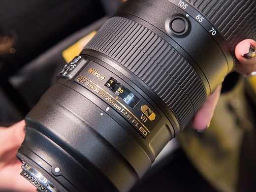 Hands-on with Nikon AF-S Nikkor 70-200mm F2.8E and PC Nikkor 19mm 4