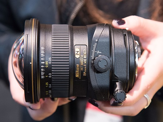 Hands-on with Nikon AF-S Nikkor 70-200mm F2.8E and PC Nikkor 19mm 8