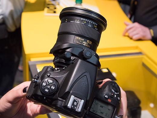 Hands-on with Nikon AF-S Nikkor 70-200mm F2.8E and PC Nikkor 19mm 12