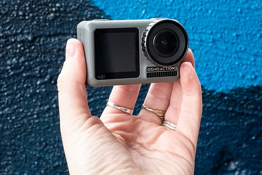Hands-on with the DJI Osmo Action