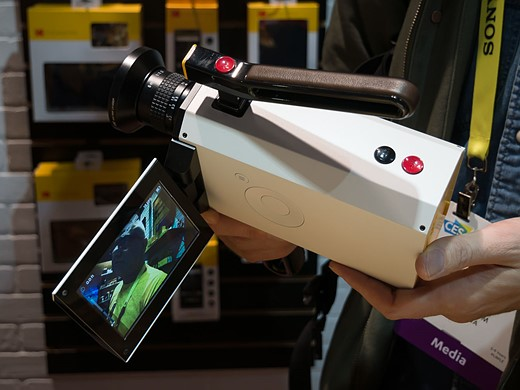 CES 2017: Hands-on with the Kodak Super 8 4