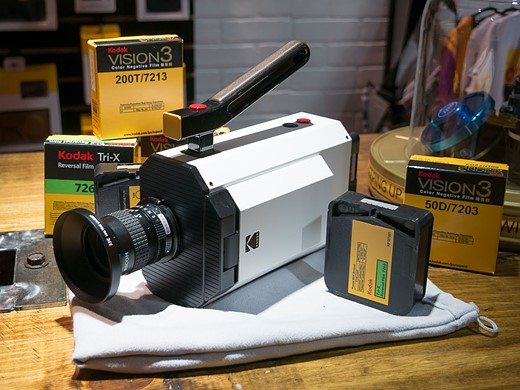 CES 2017: Hands-on with the Kodak Super 8 1