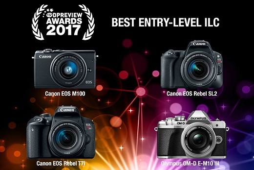 Our favorite gear, rewarded: DPReview Awards 2017 16