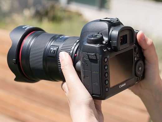 Canon EOS 5D IV: What you need to know 5