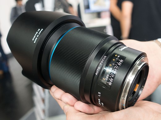 Photokina 2016: Hands-on with Phase One 45mm F3.5 and 150mm F2.8 'Blue Ring' lenses 4