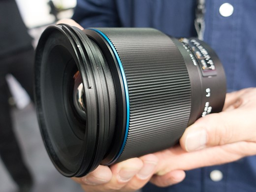 Photokina 2016: Hands-on with Phase One 45mm F3.5 and 150mm F2.8 'Blue Ring' lenses 6