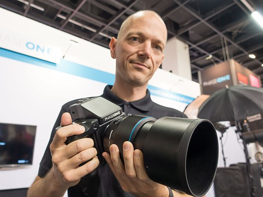 Photokina 2016: Hands-on with Phase One 45mm F3.5 and 150mm F2.8 'Blue Ring' lenses 7