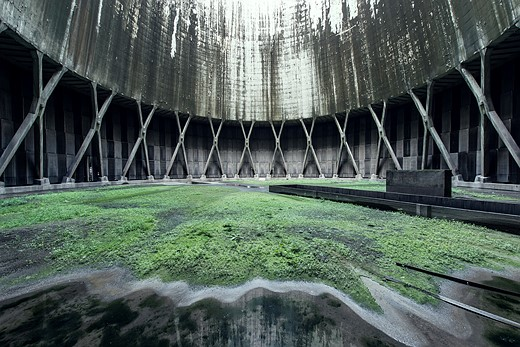 Power struggle: Hauntingly beautiful images of abandoned cooling towers 2