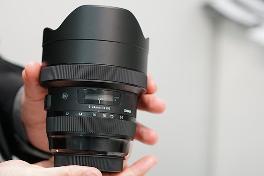 Photokina 2016: Hands on with Sigma's latest lenses 3