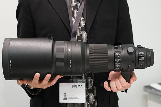 Photokina 2016: Hands on with Sigma's latest lenses 5