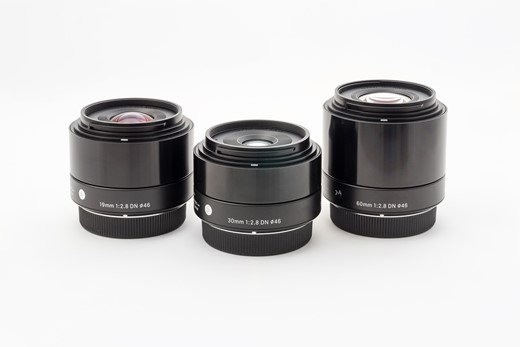 Field Test: Sigma 19mm, 30mm and 60mm F2 8 DN lenses: Digital