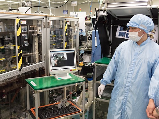 The home of the L-series: We tour Canon's Utsunomiya factory 27