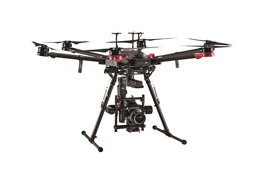 World's first 100-million-pixel drone launched by DJI and Hasselblad