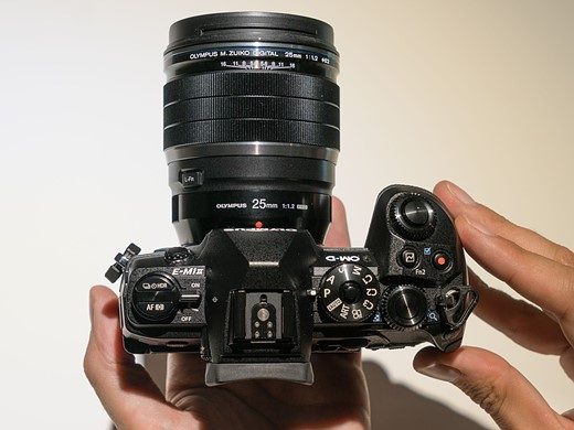 Photokina 2016: Hands-on with Olympus OM-D E-M1 II 2