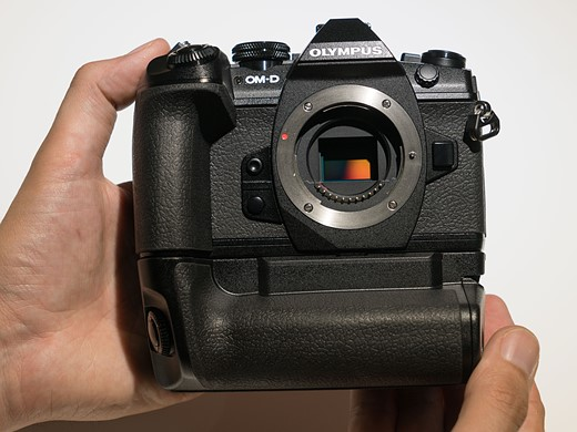 Photokina 2016: Hands-on with Olympus OM-D E-M1 II 7