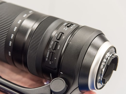 Photokina 2016: Hands-on with Tamron's SP 150-600mm F5-6.3 Di VC USD G2 4