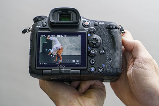Photokina 2016: Hands-on with Sony a99 II 7