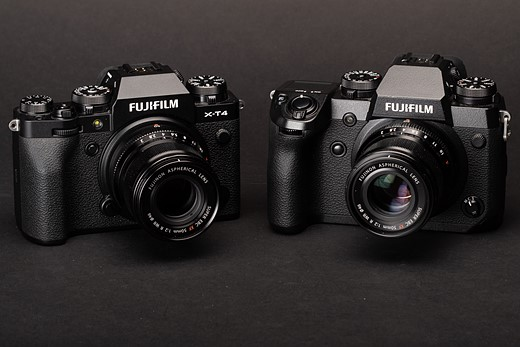 Fujifilm X-T4 vs X-H1: should you upgrade or hunt for a bargain?