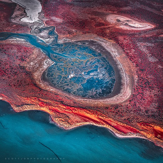 Take flight over Australia: aerial photos by Scott McCook 7