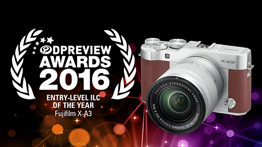 Our favorite gear, rewarded: DPReview Awards 2016 17