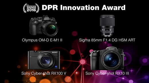 Our favorite gear, rewarded: DPReview Awards 2016 22